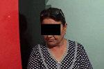 Подозреваемая в торговле наркотиков 51-летней женщина у которой нашли 490 граммов гашиша