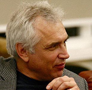 Архивное фото экономиста Игоря Ковалева