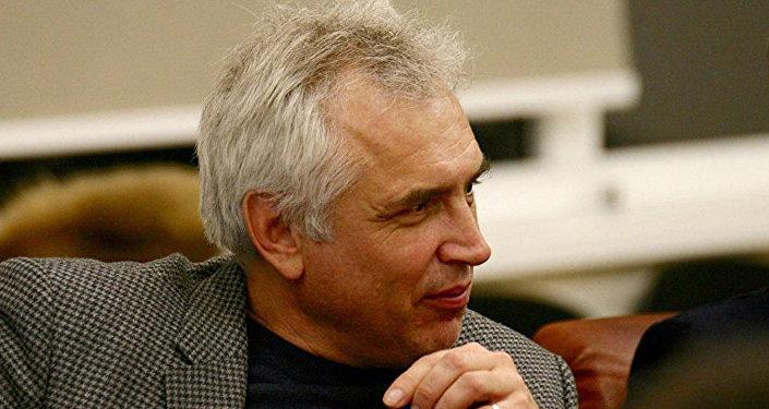 Экономист Игорь Ковалев. Архивное фото