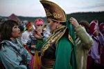Фестиваль на Алтае. Архивное фото