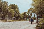 Баткендин Кулунду айылы. Архивдик сүрөт
