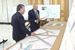 Уникальное видео беседы Мирзиёева и Каримова опубликовано в Интернете