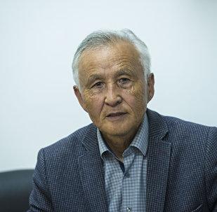 Маданият, маалымат жана туризм министринин кеңешчиси Рыскул Боронбаев