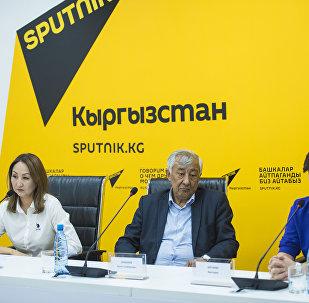 Пресс-конференция Tengri Music — о самом крупном музыкальном событии лета в Кыргызстане