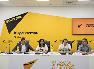 Пресс-конференция Кыргызстан утопает в отходах. Активисты призывают помочь с уборкой мусора