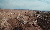 Село Максат Лейлекского района Баткенской области. Архивное фото