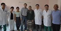 Эне жана баланы коргоо улуттук борборунда 24-май күнү кыргызстандык дарыгерлери тарабынан бейтаптын бөйрөгү трансплантацияланды