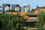 Пекин шаары. Архивдик сүрөт