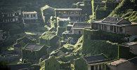 Деревня Хоутоуван на востоке Китая