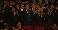 Жээнбеков Манас операсын койгон кытай артисттерин Кыргызстанга чакырды