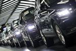 Volkswagen автоунаалары. Архивдик сүрөт