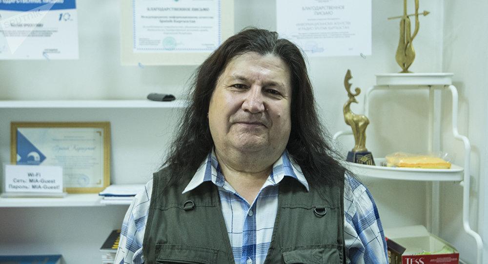 Медиа-эскперт Толкунбек Турдубаев