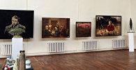 В Кыргызском национальном музее изобразительных искусств имени Гапара Айтиева открылись двери выставки-конкурса молодых художников Вселенная Айтматова
