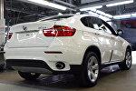 Внедорожник BMW Х6. Архивное фото