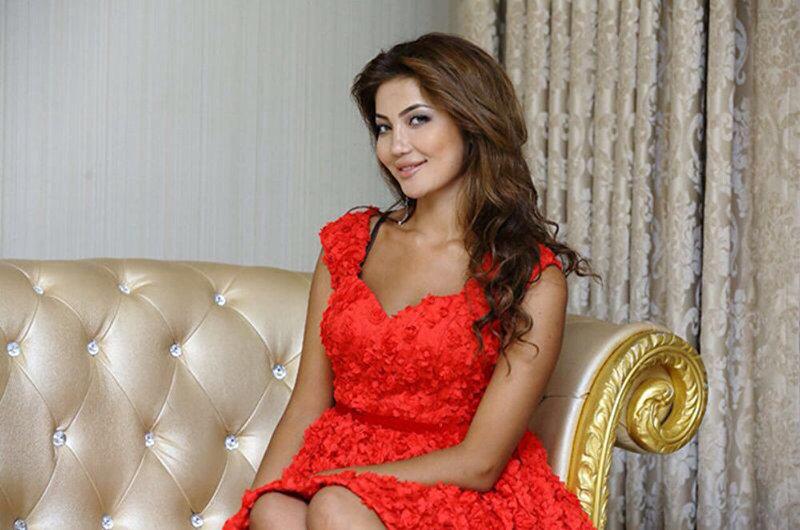 Участница международного конкурса Миссис Вселенная Тансулуу Омурзакова. Архивное фото