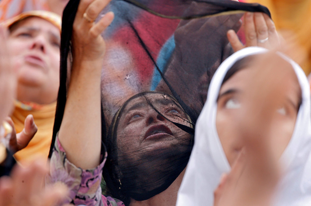 Священный месяц Рамадан в Шринагаре