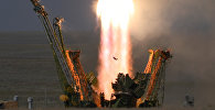 Ракета Союз. Архивдик сүрөт