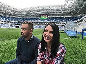 Есть ли у футбола запах: проверено в Калининграде