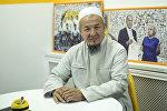 Кыргызстан мусулмандар дин башкармалыгынын үгүт-насаат бөлүмүнүн башчысы Билали Ажы Сайпиев
