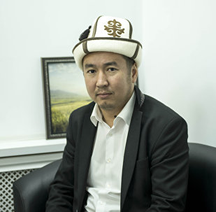 Кыргызстан мусулмандар дин башкармалыгынын фатва бөлүмүнүн кызматкери Бактияр Токтогазы уулу