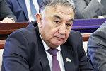 Председатель Комитета по экологии и охране окружающей среды Олий Мажлиса РУз Борий Алиханов. Архивное фото