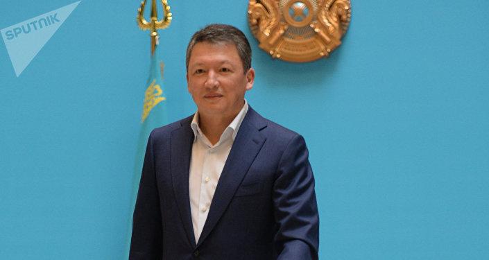 Председатель президиума Национальной палаты предпринимателей Казахстана Атамакен Тимур Кулибаев. Архивное фото
