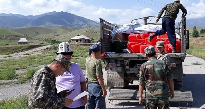 С 9 по 11 июня селевые потоки сошли в айыльных округах Лейлек, Катран, Сумбула, Тогуз-Булак, Бешкент и Маргун Лейлекского района Баткенской области