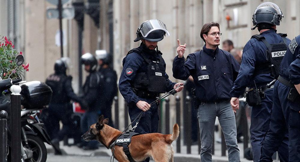 Париж полициясы