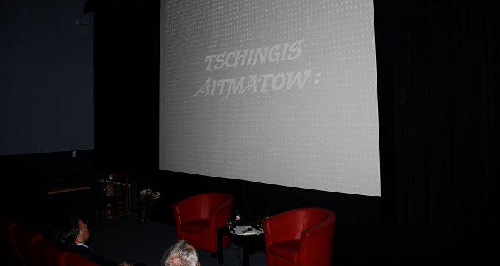 В городе Халла (Германия) состоялся показ фильма Жамиля на немецком языке, снятого по повести Чингиза Айтматова