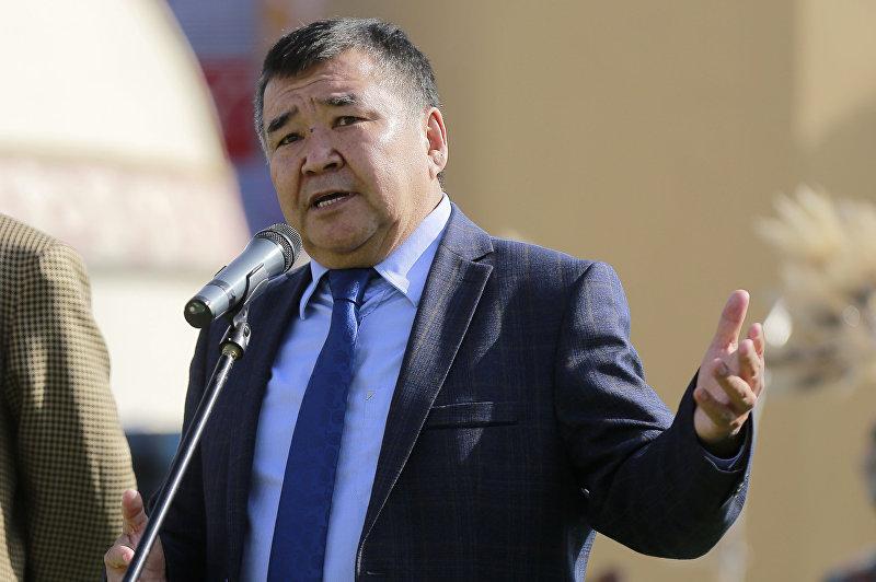 Основатель крупнейшего в Центральной Азии торгово-рыночного комплекса Дордой, бизнесмен Аскар Салымбеков