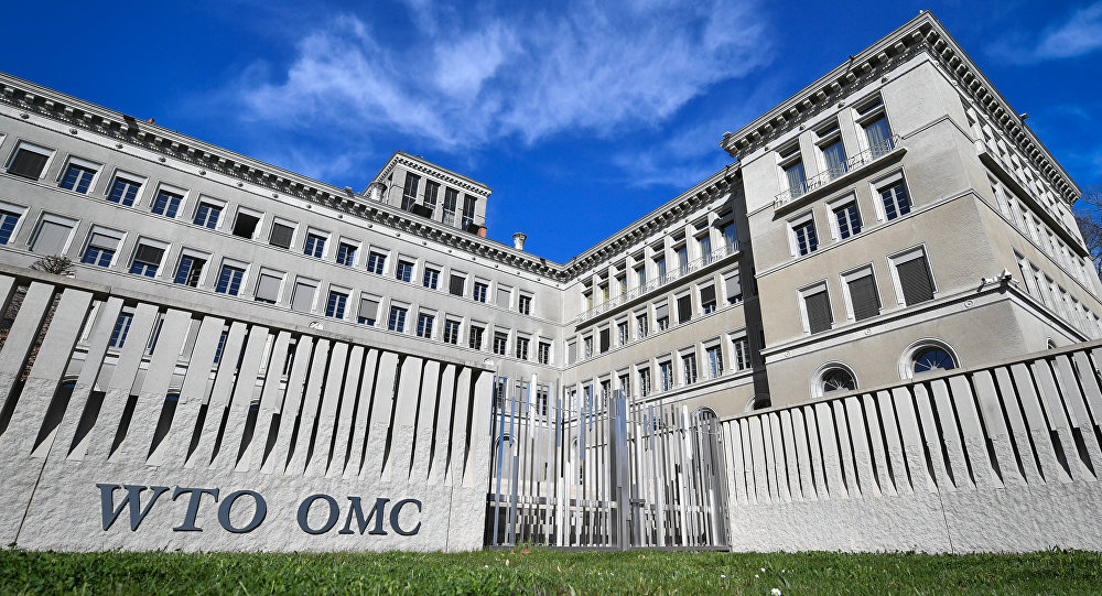 Штаб-квартира Всемирной торговой организации в Женеве. Архивное фото