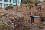 Баткендин Сүлүктү шаары. Архивдик сүрөтү