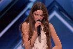 Стеснительная школьница поразила всех на шоу America's Got Talent — видео