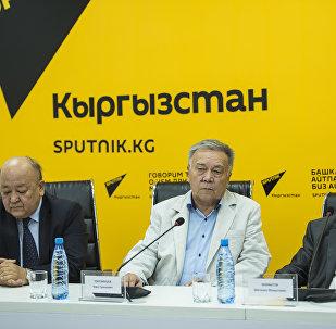 Пресс-конференция, посвященная 140-летию медицины в стране