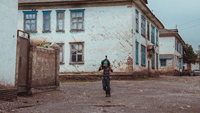 Сүлүктү шаарынын жашоочулары. Архивдик сүрөт