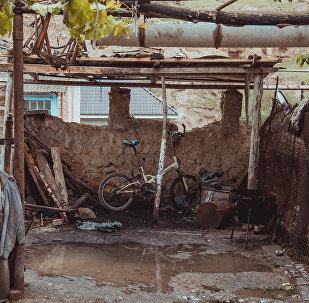 Сүлүктү шаары. Архивдик сүрөт