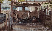 Сүлүктү шаарындагы жамгыр. Архивдик сүрөт