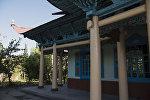 Каракол шаарындагы дунган мечити