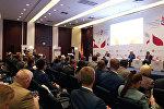 Состоялась кыргызско-российская межрегиональная конференция, где обсуждались вопросы сотрудничества республики с Челябинской областью