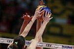 Волейбол. Архивдик сүрөт