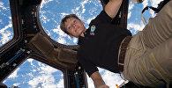 Эл аралык космос станциясынын (МСК) алгачкы аял командири, АКШлык астронавт Пегги Уитсон. Архивдик сүрөт