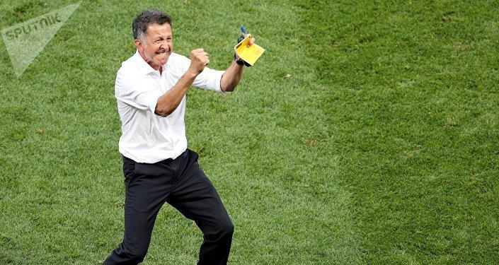 Мексиканын курама командасы учурдагы дүйнө чемпону делген Германияны 1:0 эсебинде утуп алды
