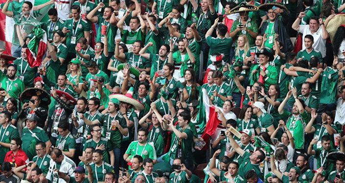 Мексикалык футбол күйөрмандары
