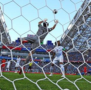 Футбол. ЧМ-2018. Матч Бельгия - Панама
