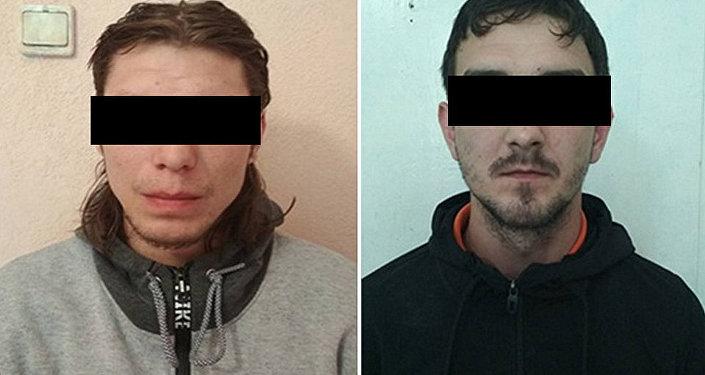 Подозреваемые в крупной квартирной краже в Бишкеке