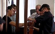 Суд над таксистом Анарбеком уулу Чынгызом, сбившего пешеходов в центре Москвы