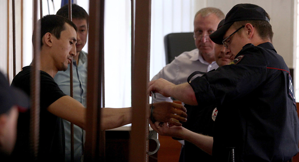 Суд над Анарбеком уулу Чынгызом, сбившего пешеходов в центре Москвы