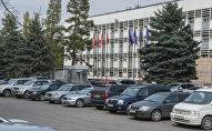 Здание министерства иностранных дел Кыргызской Республики. Архивное фото