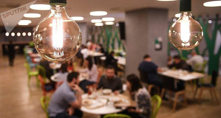 Ресторан. Архивдик сүрөт