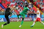 Дүйнөлүк футбол чемпионатынын алкагында беттешкен Сенегал менен Польшанын курамалары бүйүр кызыткан оюн көрсөтүштү